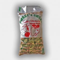 Sweet 'N Smoky Apple/Hickory Blend Chips