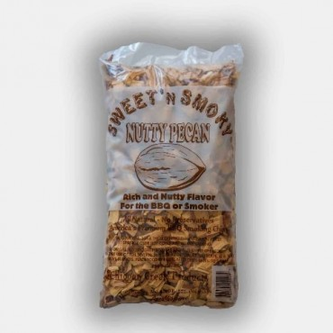 Sweet 'N Smoky Nutty Pecan Chips